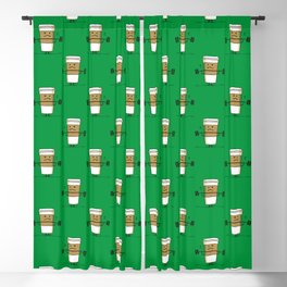 Strong Coffee Blackout Curtain