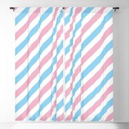 Candy Floss Blackout Curtain