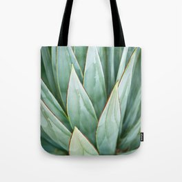 Abstract Agave Tote Bag