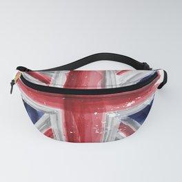 British Flag Fanny Pack