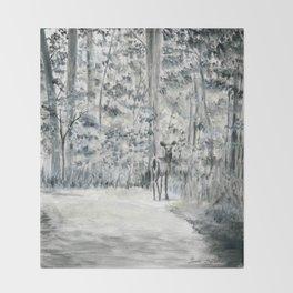 Follow Me by Teresa Thompson Throw Blanket