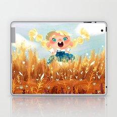 In The Fields Laptop & iPad Skin
