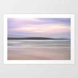Hebridean Light Art Print