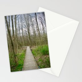 Wherever You May Go Stationery Cards