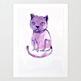 Are You Kitten Me?! Art Print
