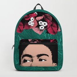 Floral Frida Backpack