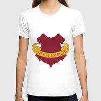 gryffindor T-shirts featuring Gryffindor by konchoo