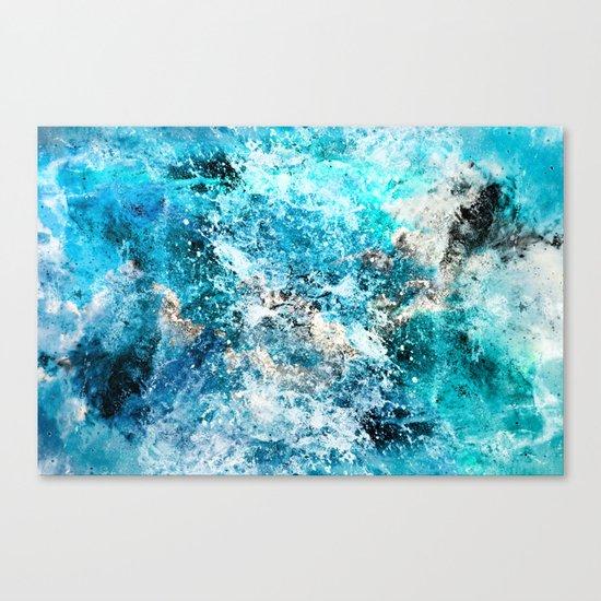 Water's Dance Canvas Print