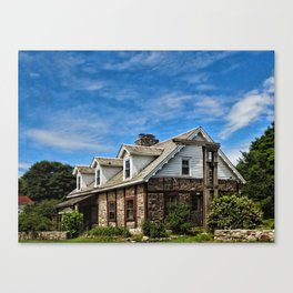 Fort Westbrook Canvas Print