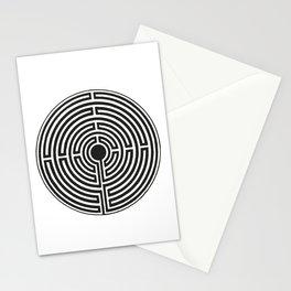 Maze 2 Stationery Cards