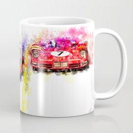 Le Mans Chase Coffee Mug