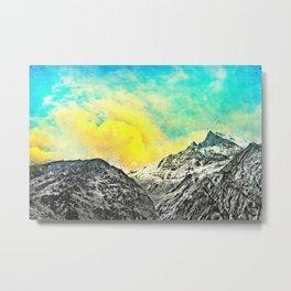 Landscape_07 Metal Print