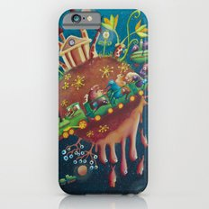 the intergalactic train iPhone 6s Slim Case
