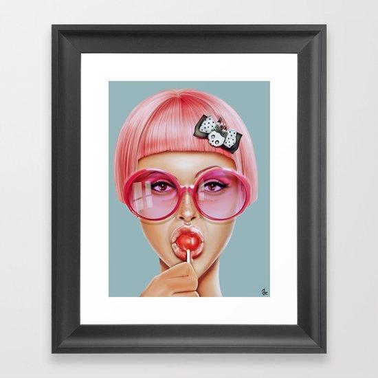 Cool Redux Framed Art Print