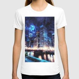 Chicago Panorama T-shirt
