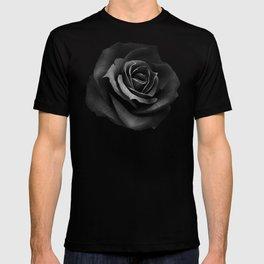 Fabric Rose T-shirt