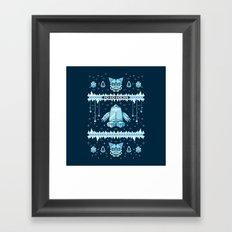 Such an Ice Sweater: Ho-Ho-Hoenn Framed Art Print