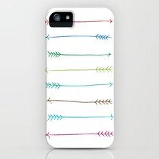 Colour Arrows iPhone (5, 5s) Slim Case