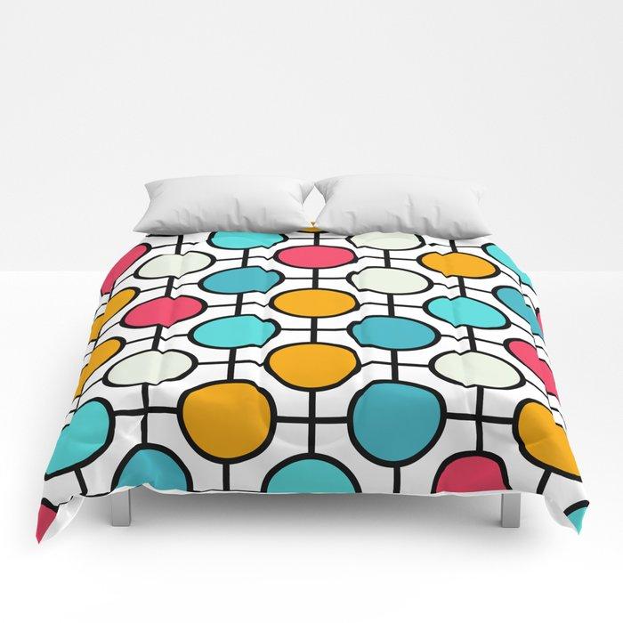 Polka Dots Comforters