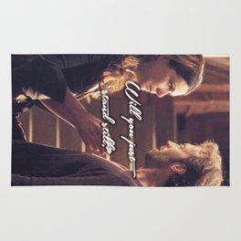 Luke and Lorelai - Stand Still Rug