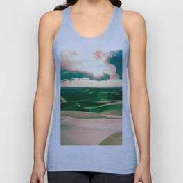 The Sands Unisex Tank Top