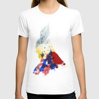 nordic T-shirts featuring Nordic Star by Arian Noveir