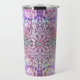 Centaurus Cosmic Mandala Travel Mug