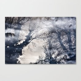 Oh! My. Canvas Print