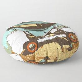 BROKEDOWN Floor Pillow