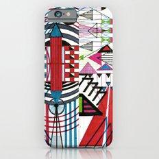 Doodle #1 Slim Case iPhone 6s
