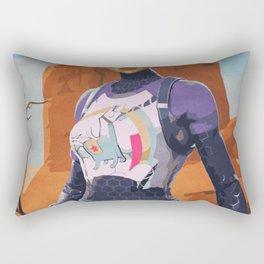 Bomber Rectangular Pillow