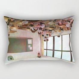 Original Anime Rectangular Pillow