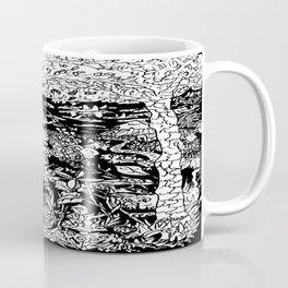 Mind Wandering in the Garden Mug