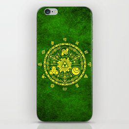 Legend Of Zelda  iPhone Skin