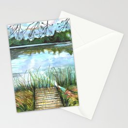 Moon Lake Stationery Cards