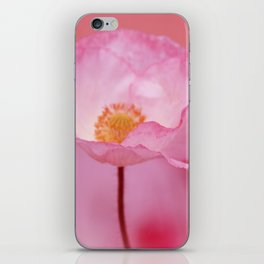 take time to look at flowers -03- iPhone Skin