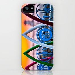 Surf City USA  ~  Huntington Beach California   iPhone Case