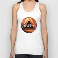 30 seconds to mars Tank Tops featuring 30 Seconds to Mars by AshThePixster