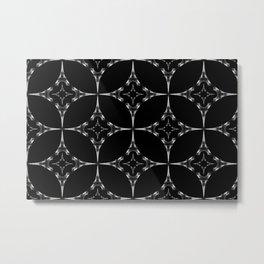 Eiffelscope Metal Print