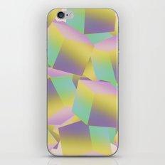Fade Cubes B2 iPhone & iPod Skin