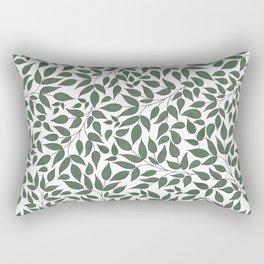 Foliage. Rectangular Pillow