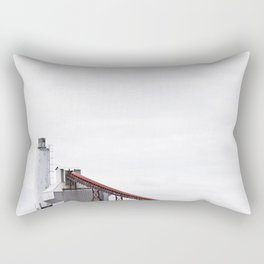 La contamination 2 Rectangular Pillow