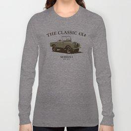 The Classic 4x4 Long Sleeve T-shirt