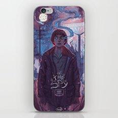 The Spy iPhone Skin