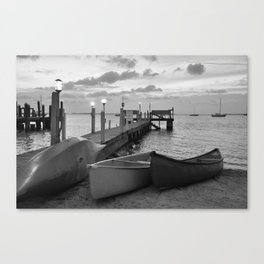 when you really love me ... Canvas Print