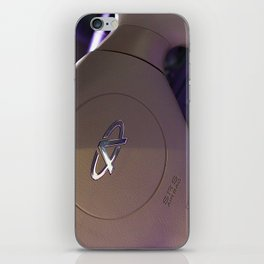Chery QQ Electric Steering Wheel iPhone Skin
