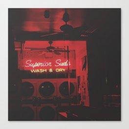 Super Suds Canvas Print