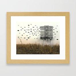 let us fly Framed Art Print