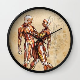 Our Bodies are One. Wall Clock