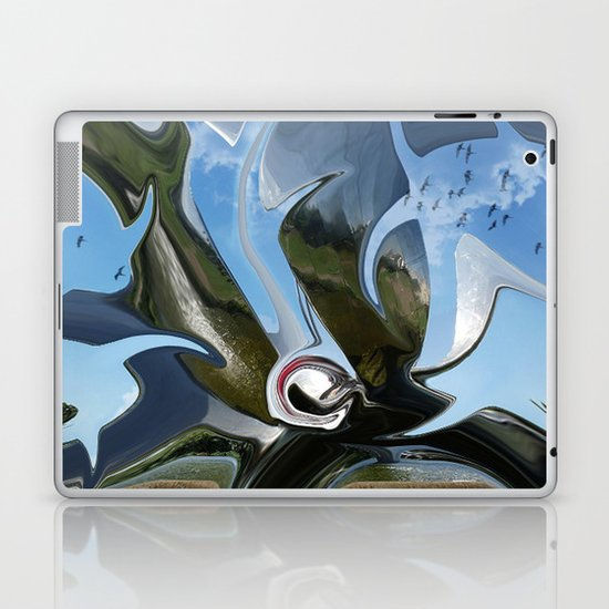 chromium 24 Laptop & iPad Skin